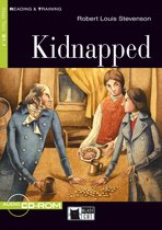Reading & Training B1.1: Kidnapped book + audio-cd