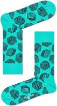 Happy Socks Sokken Box Socks Groen Maat:41-46