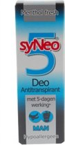 Syneo 5 Man Anti-Transpirant - 30 ml - Deodorant Spray