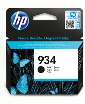 HP 934 Black Original Ink Cartridge