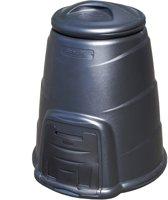 Compostvat 330 ltr zwart professional