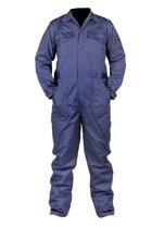 Storvik Werkoverall 65% polyester 35% katoen Heren Donkerblauw - Maat 52 - Thomas