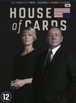 House Of Cards - Seizoen 1 t/m 3 (USA)