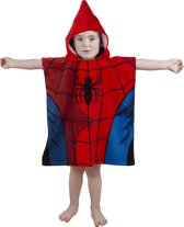 Ultimate Spiderman THWIP  - Poncho - 50 x 115 cm - Multi