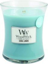 WoodWick Medium Candle Cool Linen