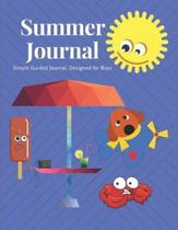 Summer Journal for Boys