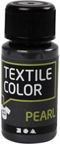 Textile Color, grijs, pearl, 50ml