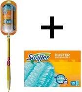 Swiffer XXL Duster Staubmagnet DELUXE kit met 12 aanvullingen