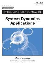 International Journal of System Dynamics Applications, Vol 1 ISS 1