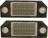 LED kenteken verlichting geschikt voor Ford Focus