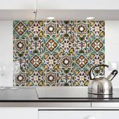 Crearreda - Achterwand Keukensticker – Mozaiek