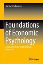 Foundations of Economic Psychology