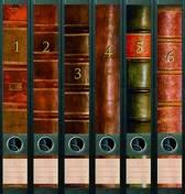 Rugetiket Folio A