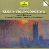 Elgar: Violin Concerto / Perlman, Barenboim, Chicago SO