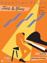 Showtime Jazz & Blues, Level 2A