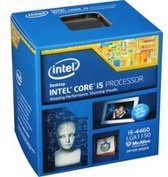 CPU Intel 1150 i5-4460 Ci5 Box (3,2GHz)