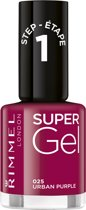 Rimmel London SuperGel - 025 Urban People - Gel Nagellak