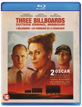 Afbeelding van Three Billboards Outside Ebbing, Missouri (Blu-ray)