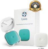 Livia - De stopknop voor menstruatiepijn