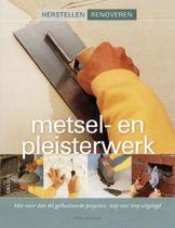Metsel- En Pleisterwerk