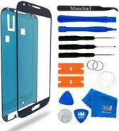 MMOBIEL Samsung Galaxy S4 I9505 blauw glas met gratis reparatie-set.