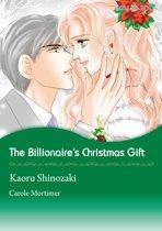 The Billionaire's Christmas Gift (Mills & Boon Comics)