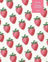 2019 - 2020 - Weekly Planner - 17 Months: August 2019 - December 2020 - Includes 30 pages of Dot Grid Pages for Notes - Vintage Floral Simple Weekly P
