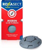 Roxasect Mierenloktoren - 2 verpakkingen met 2 stuks