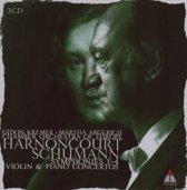 Schumann Symphonies 1-4