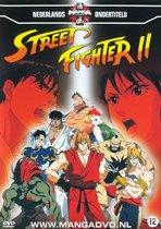 Streetfighter 2 (dvd)