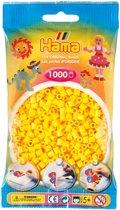 Hama 207-03 1000st. Beads Geel