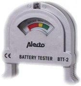 Alecto Universal battery tester BTT-2 vermogen / batterij tester