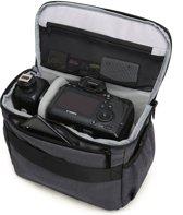 Waterbestendige Compacte DSLR / SLR Camera Schoudertas met Verstelbare Schouderriem en Handvat