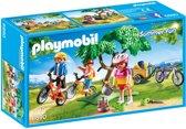 PLAYMOBIL Mountainbiketocht met bolderwagen - 6890