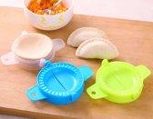 Dumpling Maker - Raviolimaker - Fast & Easy Mal - Maak eenvoudig zelf dumplings / ravioli / deeg gerechten - Deeg pers - 1 stuks