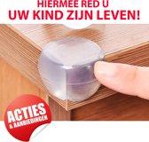 20 stuks - Baby Hoekbeschermers - superieur - 20 stuks voordeelverpakking - SafeKids- superplakkers voor scherpe hoeken