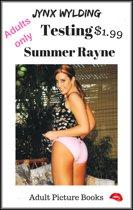 Testing Summer Rayne