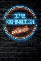 The REMINGTON Notebook