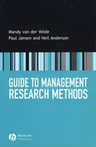 Guide to Business Research Methods