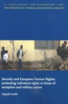Security and European Human Rights