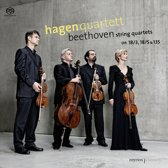 String Quartets Op.18&135.