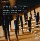 Piano Concerto Nos. 20 & 27
