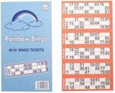 Bingokaarten 1- 90