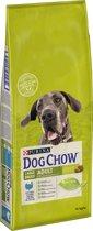 Dog Chow Adult Large Breed - Kalkoen - Hondenvoer - 14 kg