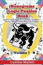 Nonograms Logic Puzzles Book