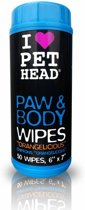Pet head my paws rock sinaasappel geur - 1 st à 50 st