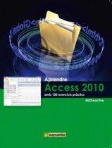 Aprendre Access 2010 amb 100 exercicis pràctics