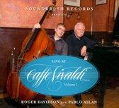 Live At Caffè Vivaldi, Vol. 1