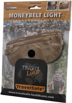 Travelsafe Moneybelt - Light Weight - Black