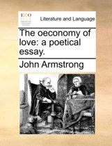 The Oeconomy of Love